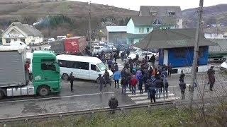 Акція непокори в Закарпатті #Нижні Ворота день перший