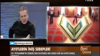 Vahy-i Gayri Metluv Üzerine (Prof. Dr. Mustafa Öztürk)