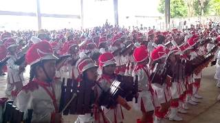 Benito Soliven Central School Drum And Lyre