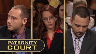 Messy Love Triangle Between Two Best Friends (Full Episode) | Paternity Court