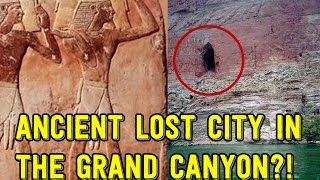 Ancient Egyptian Lost City & Buddha Statue Discovered in The GRAND CANYON?!