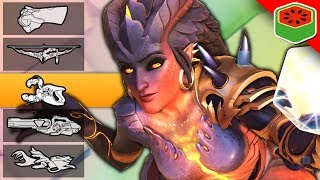 NEW CLASS SYSTEM GUN GAME! | Overwatch Custom Game