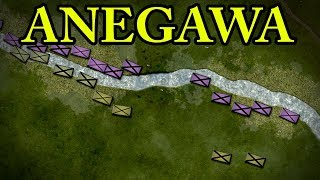 Sengoku Jidai: Battle of Anegawa 1570