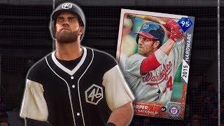 DIAMOND BRYCE HARPER DEBUT! MLB The Show 19 Diamond Dynasty