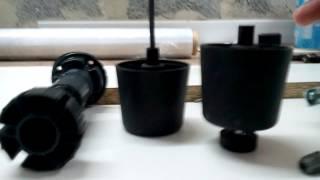 Виды мебельных ножек, опор. Возможности их регулирования