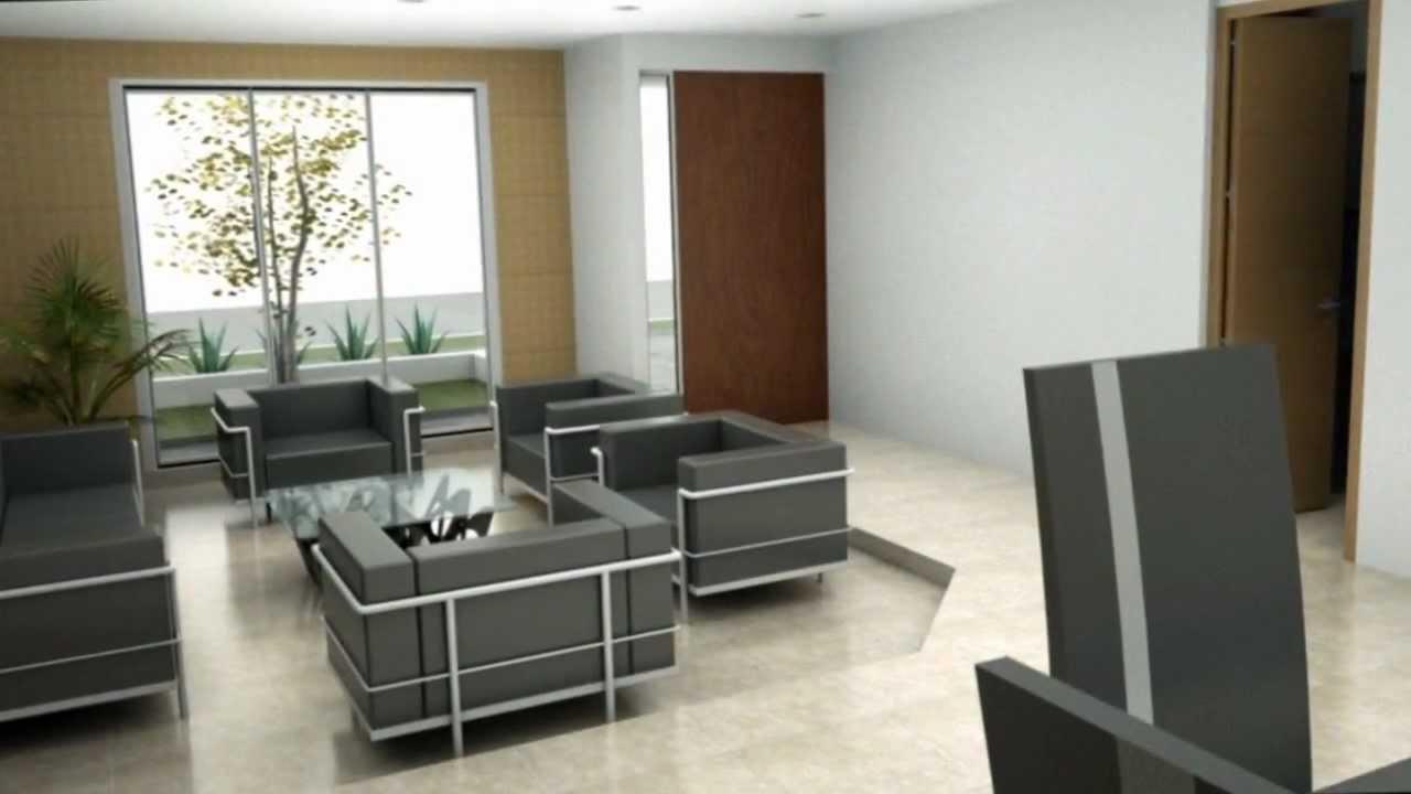 Casa moderna minimalista diseo de interiores  YouTube