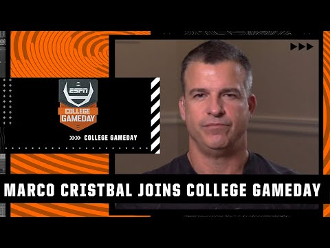 Marco Cristobal on rallying around adversity | College GameDay