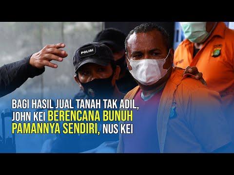 Godfather of Jakarta, John Kei Terancam Hukuman Mati