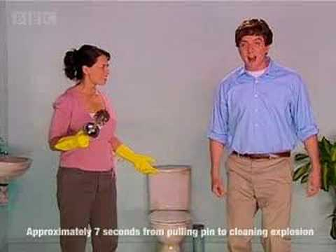 Prussian gala 4 years ago. Toilet Grenade - The Peter Serafinowicz Show - BBC Two ...