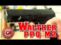 Walther PPQ M2 Review - Striker Fired Semi-Automatic Pistol | Episode #30 (4K)
