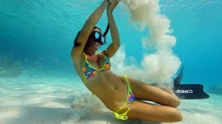 Diving & exploring the beautiful waters of the Caribbean