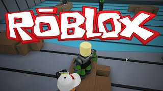 Minigames med Danne! - Roblox