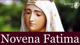 ☀️Novena alla Madonna di Fatima ☀️