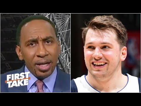 Stephen A. reacts to Luka Donic dropping 42 points on the Clippers in Game 5   First Take