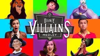 Watch Epic Disney Villains Medley - Peter Hollens feat. Whitney Avalon Video