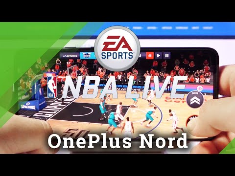 NBA Mobile on OnePlus Nord - Gaming Quality Test
