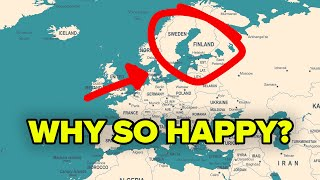 Top 20 Happiest Countries To Live In The World