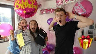 SURPRISING LITTLE SISTER ON HER 14TH BIRTHDAY!!😱
