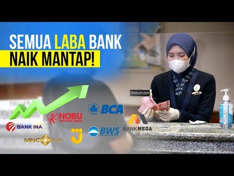Ga Peduli ada Pandemi, Bank-Bank Milik Taipan Makin Cuan