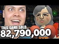 PLAYING THE MOST SOLD GAME !!! (Wii Sports)