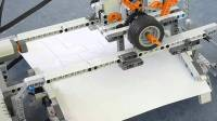 LEGO MINDSTORMS NXT 2.0 Plotter / Printer - YouTube