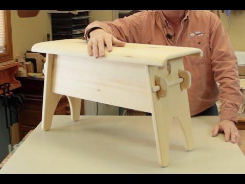 Comment Construire Une Chaise De Viking En Bois Musica