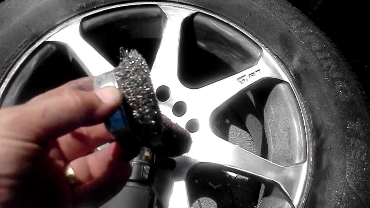 Silver Powder Coat Porsche