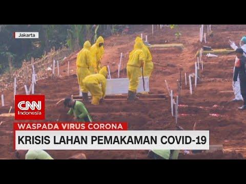 Krisis Lahan Pemakaman Covid-19