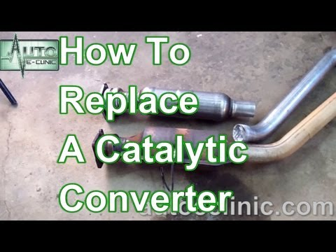 2002 Pontiac Grand Am Engine Diagram How To Replace A Catalytic Converter Chrysler Town