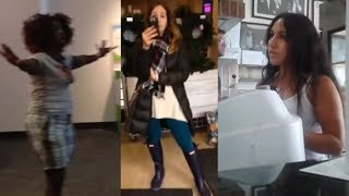 Craziest Customers Caught On Camera Causing Chaos! #2