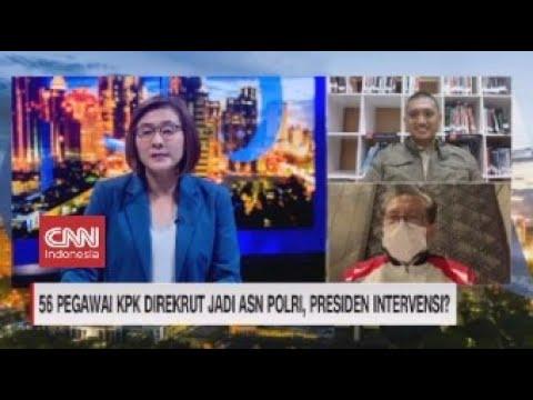 56 Pegawai KPK Direkrut Jadi ASN Polri, Presiden Intervensi?