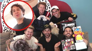 SURPRISE GIFT CHALLENGE FOR HIS NEW BABY!!