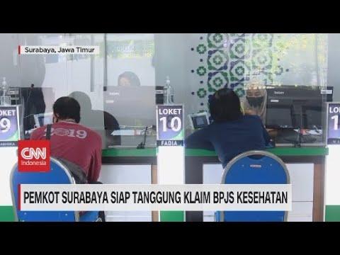 Pemkot Surabaya Siap Tanggung Klaim BPJS Kesehatan