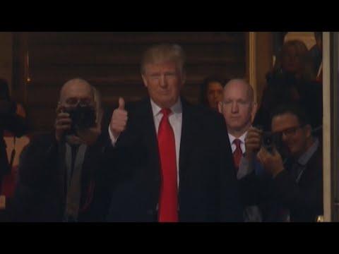 Trump puede ser dado de alta este lunes