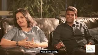 Ashwini and Puneeth Rajkumar on The Talk with Preethi Shenoy (Season 1)
