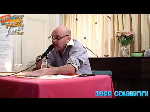 Conférence l'enfant et l'au-delà par Jeff Colaianni à 14h45