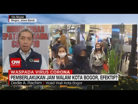 Pemberlakukan Jam Malam Kota Bogor, Efektif?