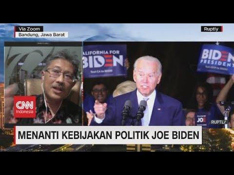 Menanti Kebijakan Politik Joe Biden