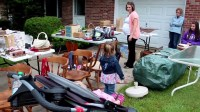 Garage sale pricing guide - join me as I take you along to ...