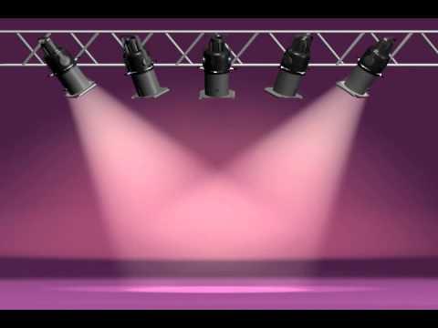 Spotlight Animation  YouTube