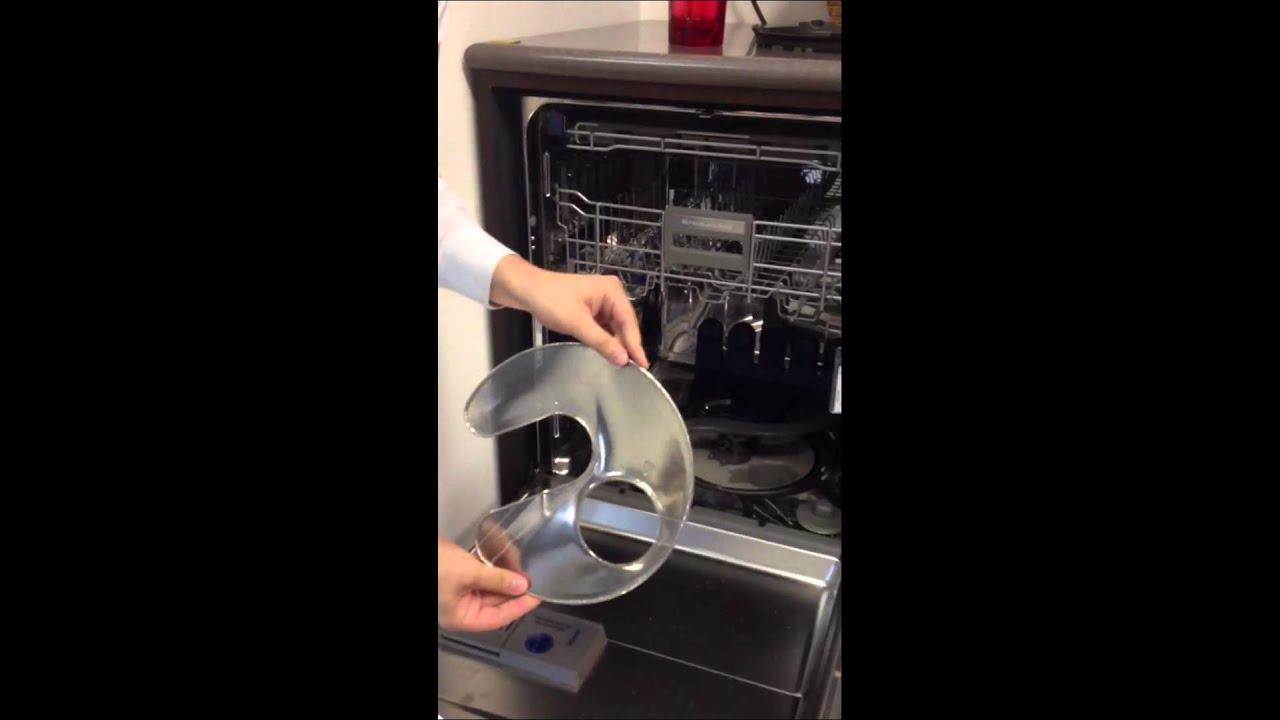 KitchenAid Dishwasher Filter  YouTube