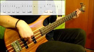 Stevie Wonder - Sir Duke (Bass Cover) (Play Along Tabs In )