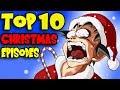 Top 10 Dragon Ball Christmas Episodes