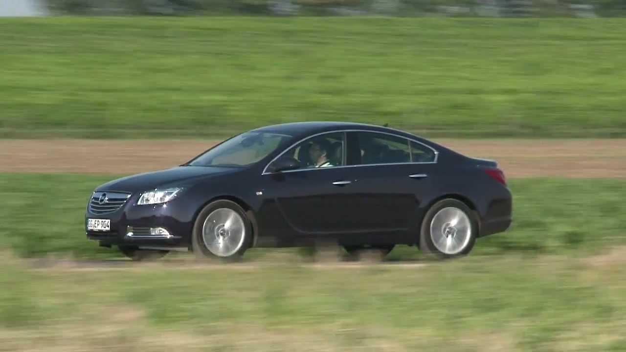 Prueba Opel Insignia 2014 Actualidadmotor