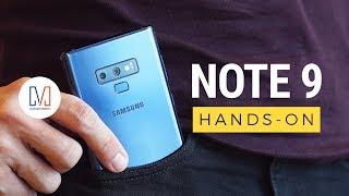 Samsung Galaxy Note 9: Mightier S Pen
