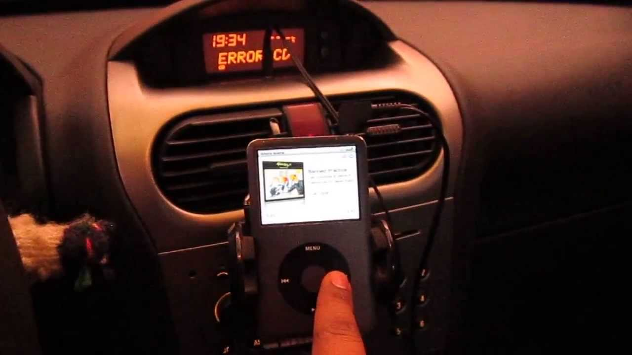 2008 Chevrolet Cobalt Stereo Wiring Diagram Entrada Auxiliar Para Ipod En Est 233 Reo De Corsa Cdr 2005