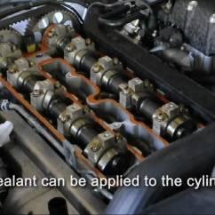 4 6 Timing Marks Diagram Lambretta Wiring Astra Turbo - Rocker Cover Gasket Renewal Youtube