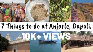 ANJARLE TOURISM - 7 Things to do at Anjarle   Dapoli   Konkan   Ratnagiri   Unadvised Traveller