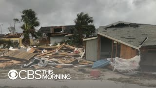 Hurricane Michael leaves nothing unscathed in hard-hit areas
