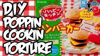 DIY Poppin Cookin Torture - Man Vs #9